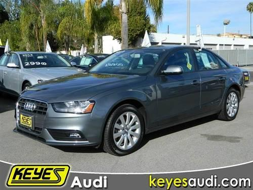2013 audi a4 premium sedan 4d for sale in van nuys california classified. Black Bedroom Furniture Sets. Home Design Ideas