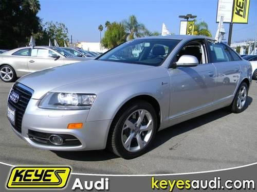 2013 audi a6 3 0t prestige sedan 4d for sale in van nuys. Black Bedroom Furniture Sets. Home Design Ideas