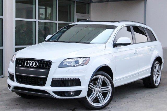 2013 audi q7 3 0 quattro tdi prestige awd 3 0 quattro tdi prestige 4dr suv for sale in bellevue. Black Bedroom Furniture Sets. Home Design Ideas
