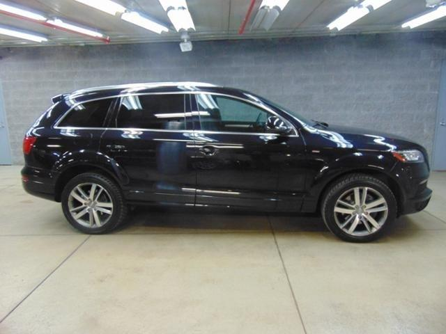 2013 audi q7 3 0 tdi premium quattro price on request for sale in dublin ohio classified. Black Bedroom Furniture Sets. Home Design Ideas