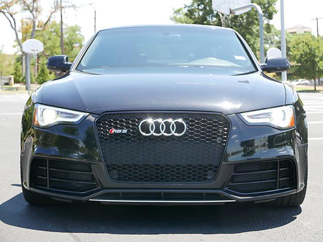 2013 audi rs5 for sale in canton texas classified. Black Bedroom Furniture Sets. Home Design Ideas