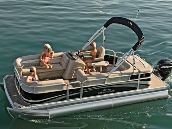 2013 Bennington 21 SLX Pontoon - $17595