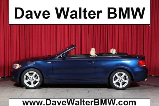 2013 BMW 1 Series 128i 128i 2dr Convertible