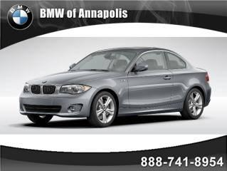 2013 BMW 1 Series 2dr Cpe 128i