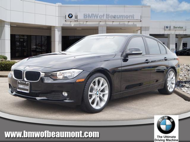 2013 BMW 3 Series 320i 320i 4dr Sedan