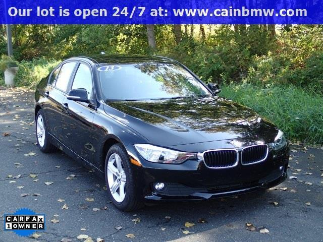 2013 BMW 3 Series 320i xDrive AWD 320i xDrive 4dr Sedan