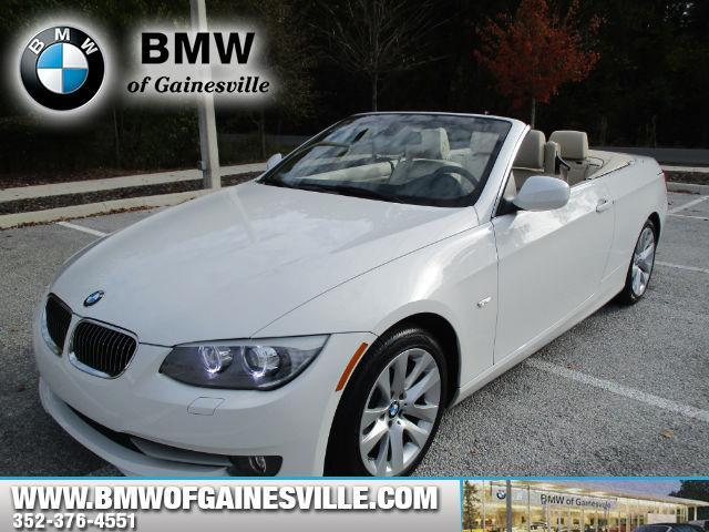 2013 BMW 3 Series 328i 328i 2dr Convertible