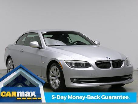 2013 BMW 3 Series 328i 328i 2dr Convertible SULEV