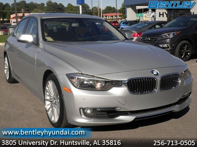 2013 BMW 3 Series 328i 328i 4dr Sedan SULEV