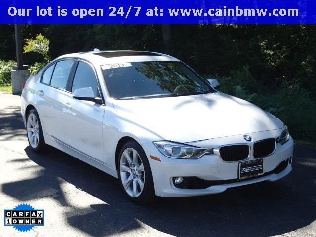 2013 BMW 3 Series 335i xDrive AWD 335i xDrive 4dr Sedan