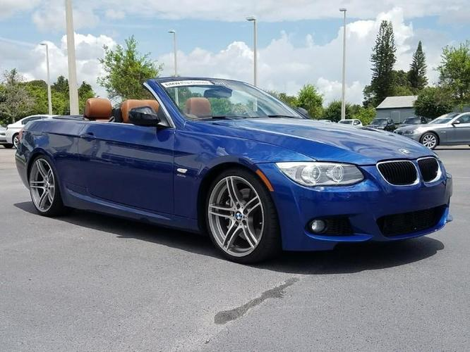 2013 Bmw 3 Series 335is 335is 2dr Convertible For Sale In