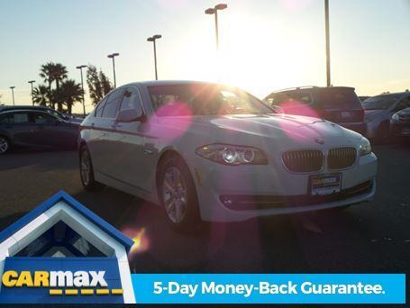 2013 BMW 5 Series 528i 528i 4dr Sedan