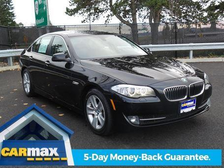 2013 BMW 5 Series 528i xDrive AWD 528i xDrive 4dr Sedan