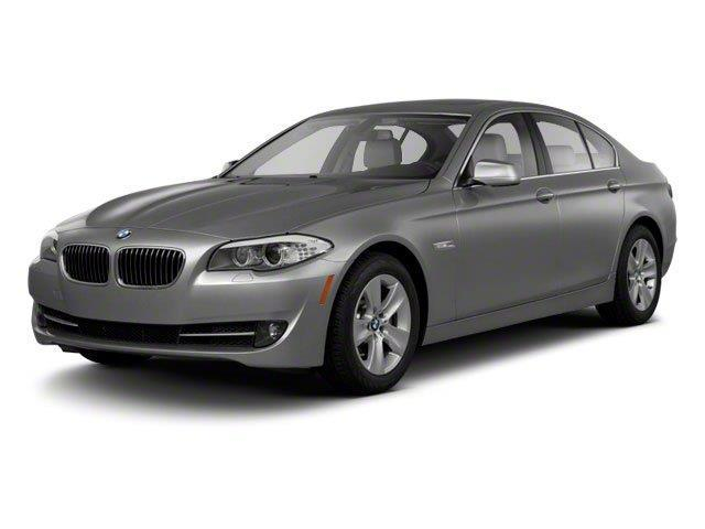 2013 BMW 5 Series 535i 535i 4dr Sedan