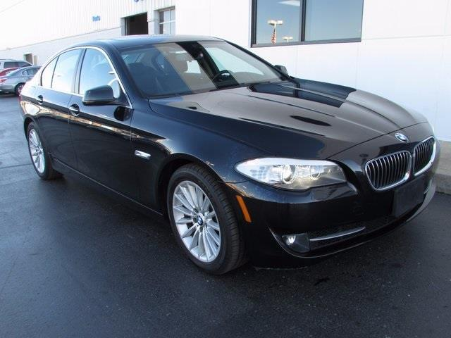 2013 bmw 5 series 535i xdrive awd 535i xdrive 4dr sedan for sale in indianapolis indiana. Black Bedroom Furniture Sets. Home Design Ideas