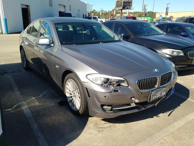 2013 BMW 5 Series 550i 550i 4dr Sedan