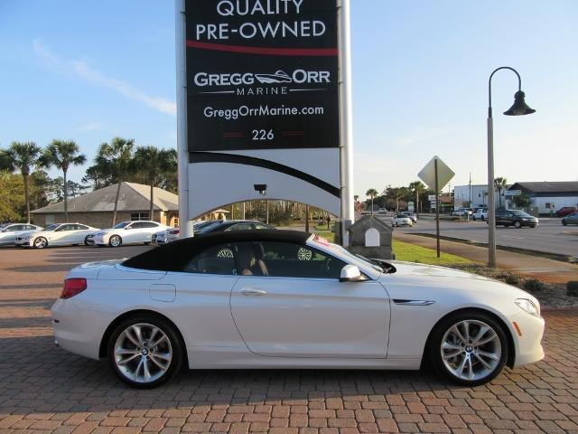 2013 BMW 6 Series 640i 640i 2dr Convertible