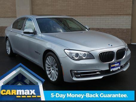 Used 2013 Bmw 750 For Sale Carmax Autos Post