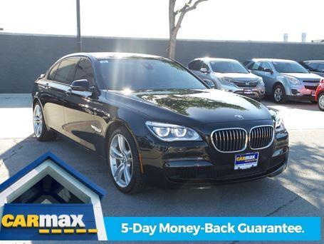 2013 BMW 7 Series 750Li 750Li 4dr Sedan