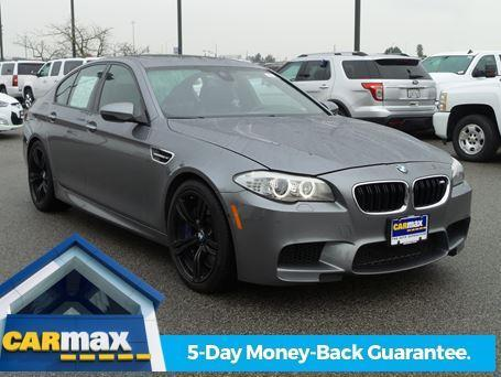 2013 BMW M5 Base 4dr Sedan