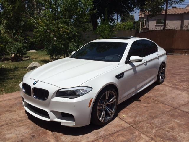 2013 bmw m5 sedan alpine black lease buy option for sale in encino california classified. Black Bedroom Furniture Sets. Home Design Ideas
