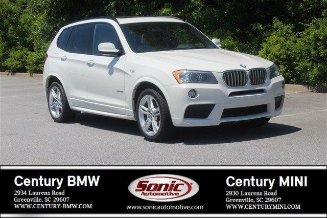 2013 bmw x3 xdrive35i awd xdrive35i 4dr suv for sale in greenville south carolina classified. Black Bedroom Furniture Sets. Home Design Ideas