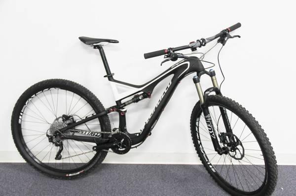 *2013 Brand New * Specialized Stumpjumper FSR Comp Carbon 29 Large - $2599