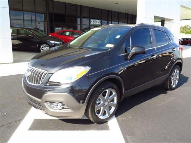 2013 buick encore fwd 4dr leather for sale in brooksville florida classified. Black Bedroom Furniture Sets. Home Design Ideas