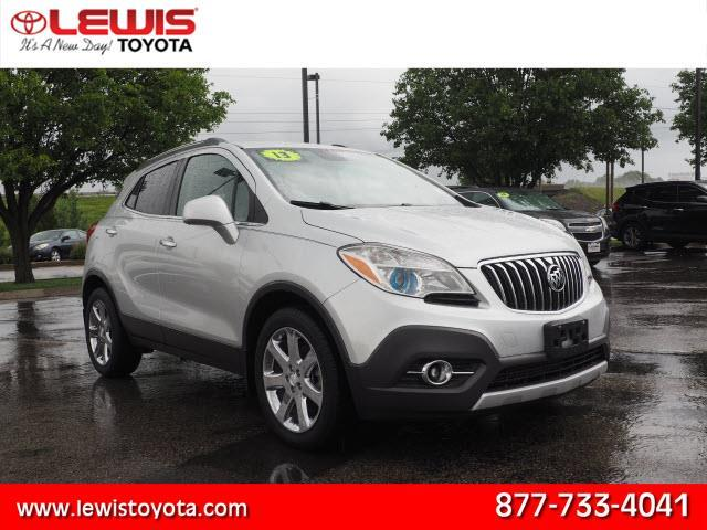 2013 Buick Encore Leather Leather 4dr Crossover