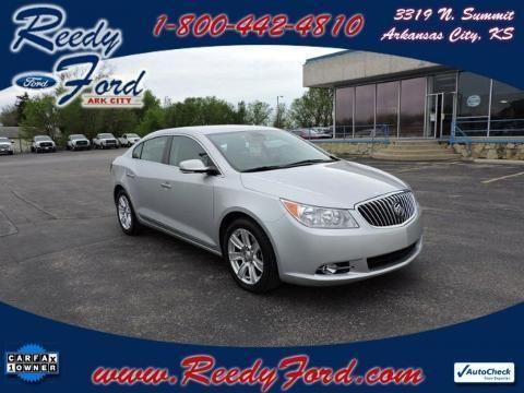 2013 buick lacrosse 4 door sedan for sale in arkansas city kansas classified. Black Bedroom Furniture Sets. Home Design Ideas