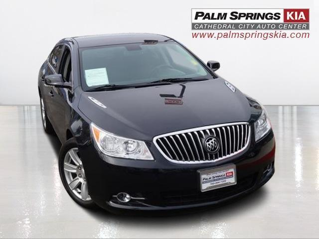 2013 buick lacrosse 4d sedan leather group for sale in cathedral city california classified. Black Bedroom Furniture Sets. Home Design Ideas