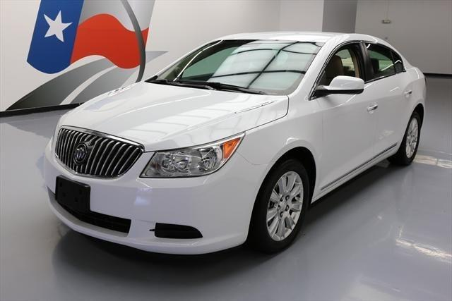 2013 buick lacrosse base base 4dr sedan for sale in houston texas classified. Black Bedroom Furniture Sets. Home Design Ideas