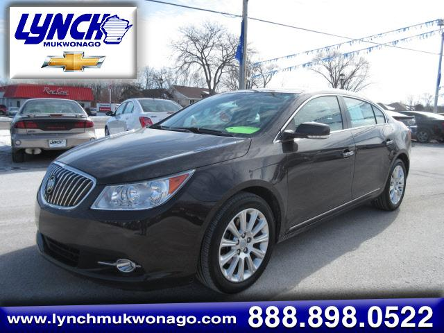 2013 buick lacrosse leather group mukwonago wi for sale in mukwonago wisconsin classified. Black Bedroom Furniture Sets. Home Design Ideas