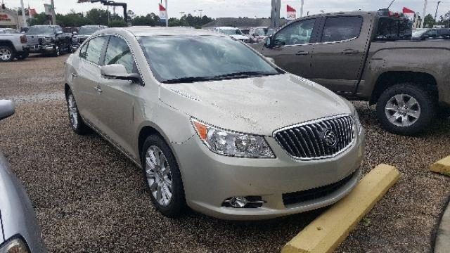 2013 Buick LaCrosse Leather Leather 4dr Sedan