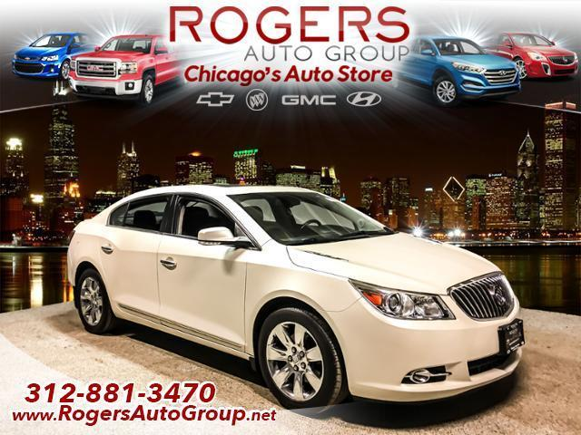 2013 buick lacrosse premium 1 awd premium 1 4dr sedan for sale in chicago illinois classified. Black Bedroom Furniture Sets. Home Design Ideas
