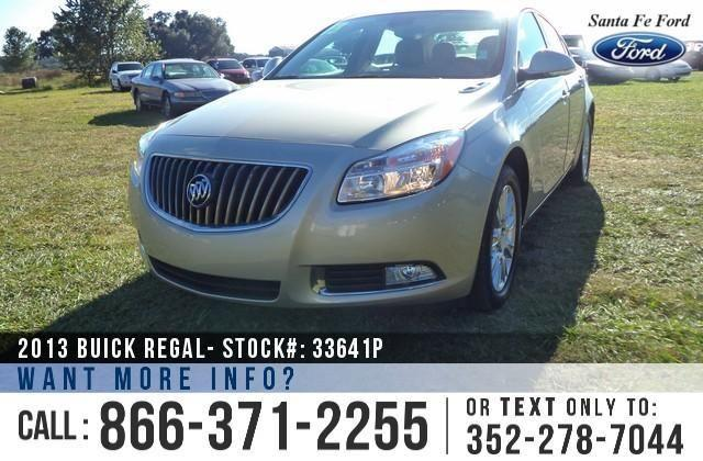 2013 Buick Regal - Financing Here!