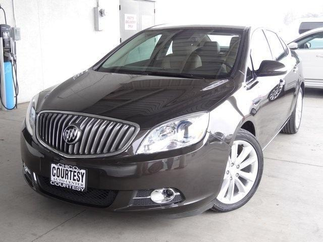2013 Buick Verano 4d Sedan Leather Group For Sale In Chico