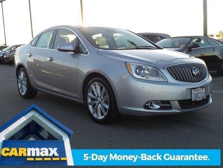 2013 Buick Verano Base Base 4dr Sedan