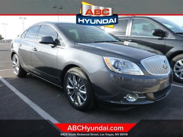2013 Buick Verano Convenience Group Convenience Group