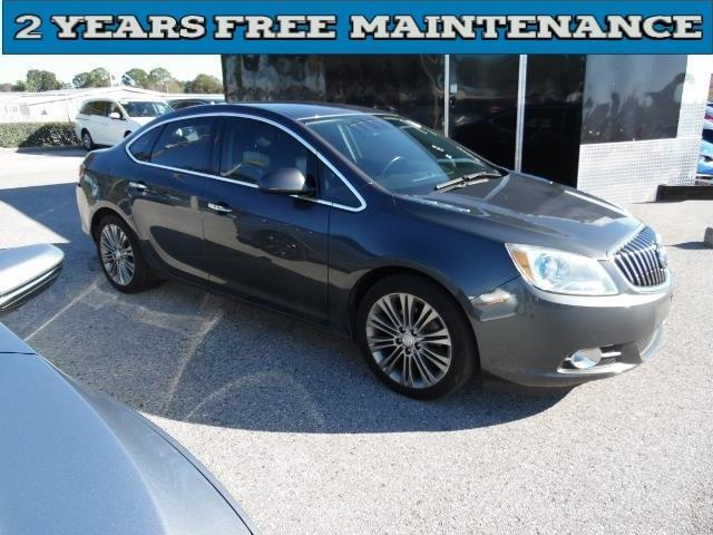 2013 buick verano leather group leather group 4dr sedan for sale in port richey florida. Black Bedroom Furniture Sets. Home Design Ideas