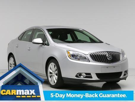 2013 Buick Verano Leather Group Leather Group 4dr Sedan