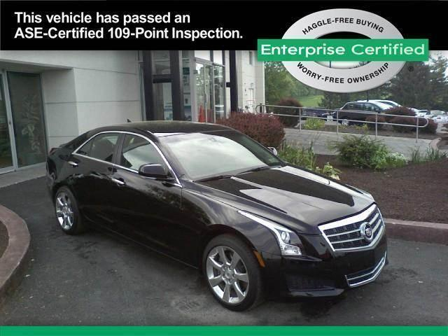2013 Cadillac Ats 2 0 L Turbo >> 2013 Cadillac ATS 2.0L Turbo Luxury Sedan 4D for Sale in ...