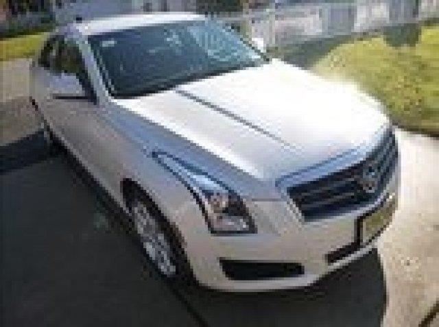 2013 Cadillac ATS 2.0T 2.0T 4dr Sedan