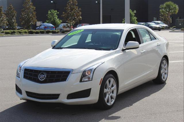 2013 cadillac ats 2 0t 2 0t 4dr sedan for sale in ocala florida classified. Black Bedroom Furniture Sets. Home Design Ideas