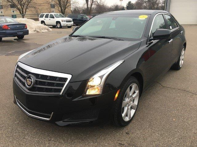 2013 cadillac ats 2 0t awd 2 0t 4dr sedan for sale in. Black Bedroom Furniture Sets. Home Design Ideas
