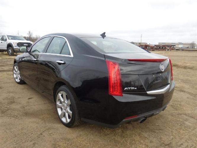 2013 cadillac ats 2 0t awd 2 0t 4dr sedan for sale in otsego minnesota classified. Black Bedroom Furniture Sets. Home Design Ideas