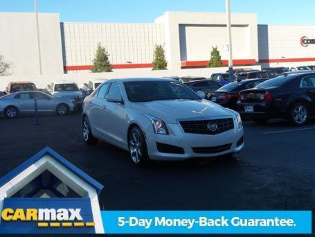 2013 Cadillac ATS 2.0T Luxury 2.0T Luxury 4dr Sedan