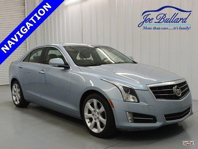 2013 Cadillac ATS 2.0T Performance 2.0T Performance 4dr