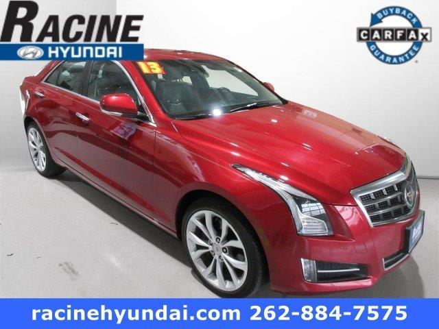 2013 Cadillac ATS 2.0T Performance AWD 2.0T Performance
