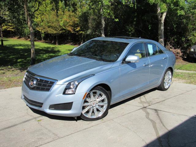 2013 Cadillac ATS 2.5L Luxury 2.5L Luxury 4dr Sedan